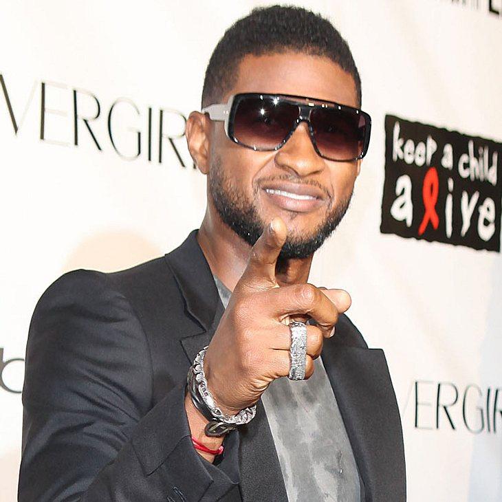 Usher: Mysteriöse Berlin-Absage