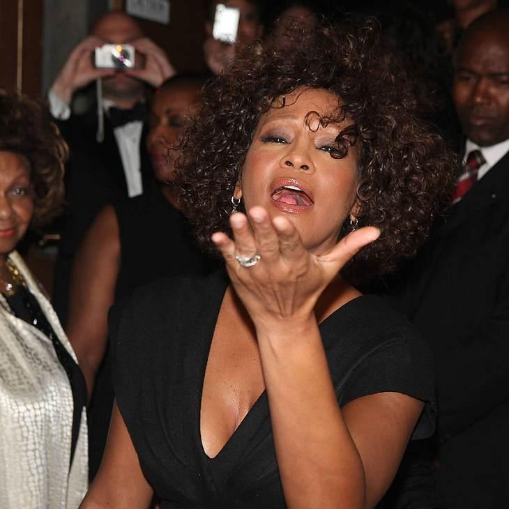 Whitney Houstons FBI-Akten veröffentlicht