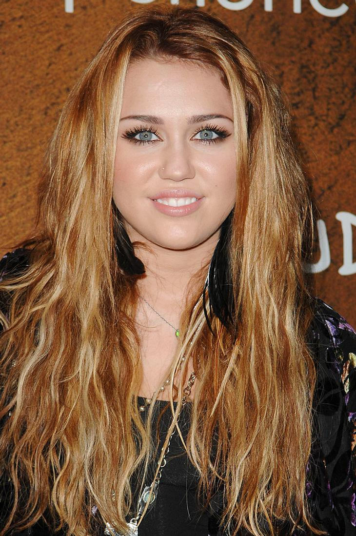 Miley Cyrus: Ärger wegen Alkohol