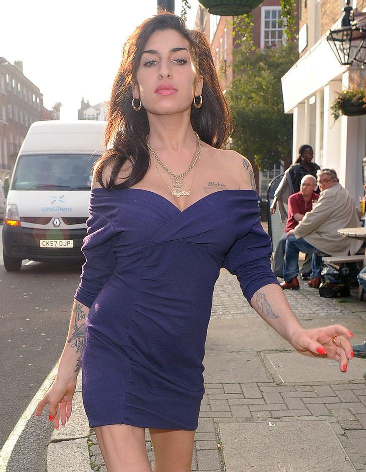 Amy Winehouses: Erster Song seit vier Jahren