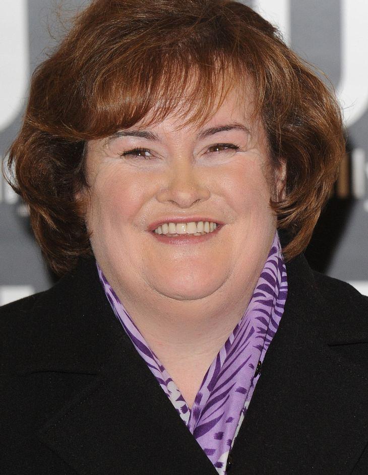 Susan Boyle darf für Prinz Charles singen
