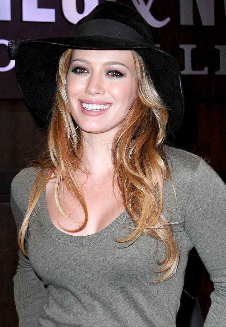 Hilary Duff plant zweiten Roman