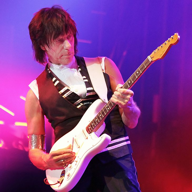 Jeff Beck: Lebende Legende