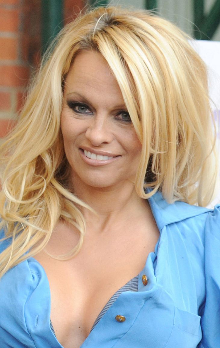 Pamela Anderson bei 'Big Brother'