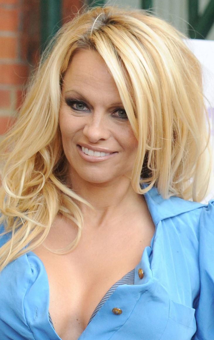 Pamela Anderson bei 'Big Brother'