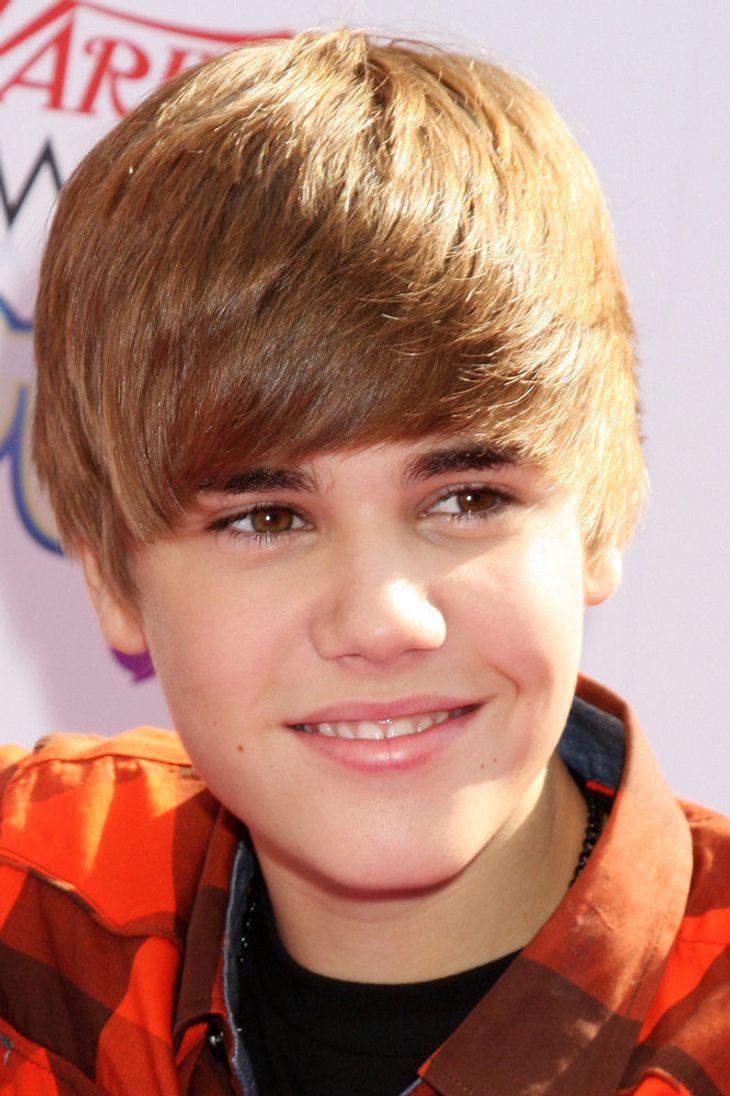 Justin Bieber am Knie verletzt