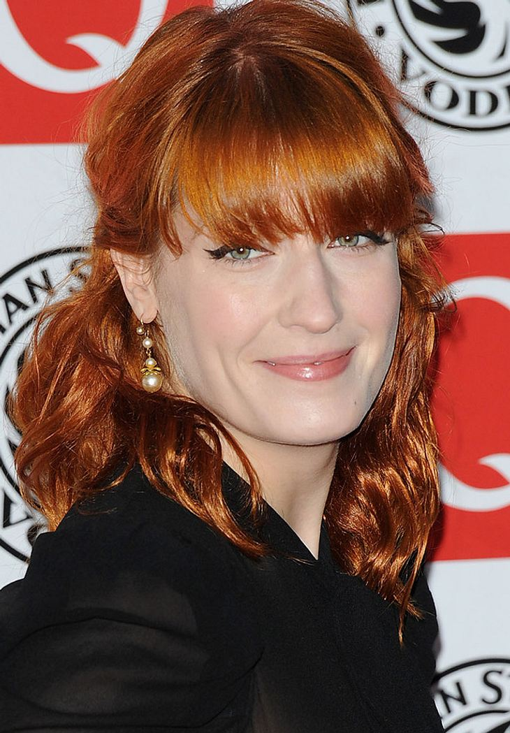 Florence And The Machine räumen bei Q Awards ab