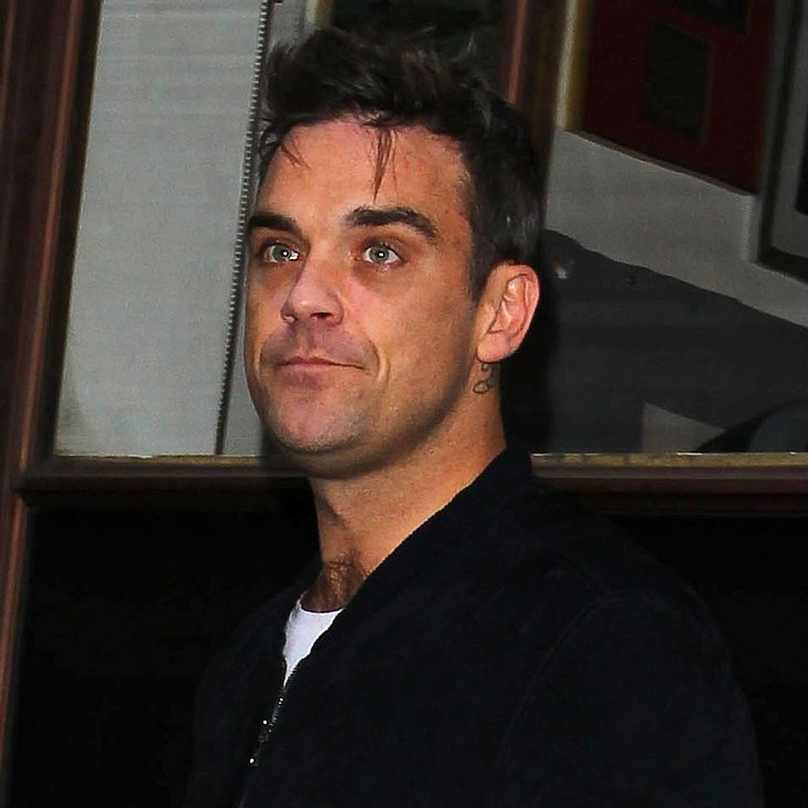 Robbie Williams entblößt sich bei Take That-Konzert