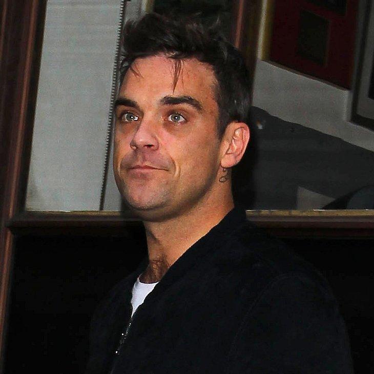 Robbie Williams entblößt sich bei Take That-Konzert