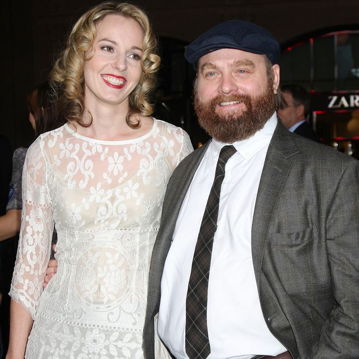 Zach Galifianakis hat geheiratet