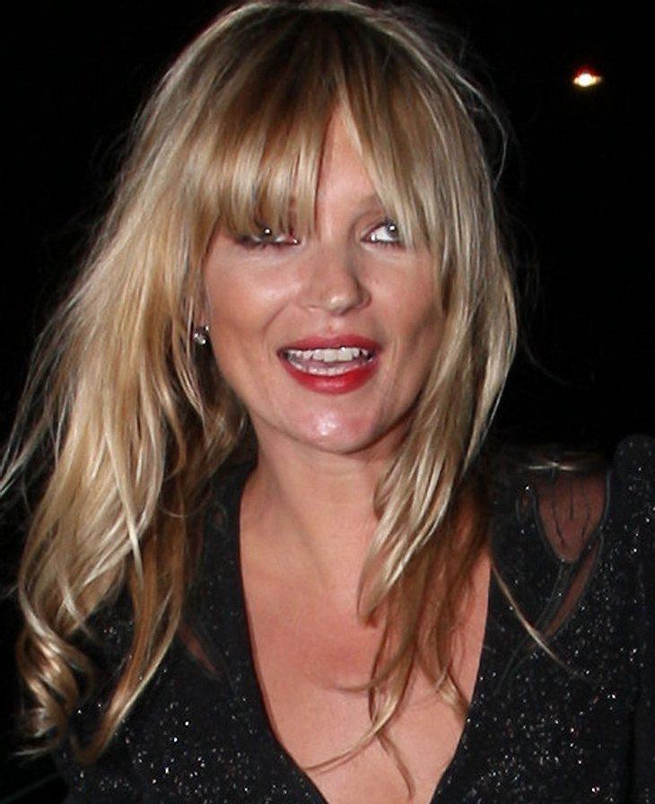 Kate Moss für ihren Modegeschmack ausgezeichnet