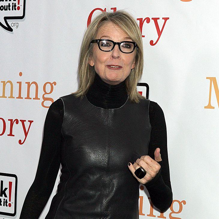 Diane Keaton bereut es, nie geheiratet zu haben