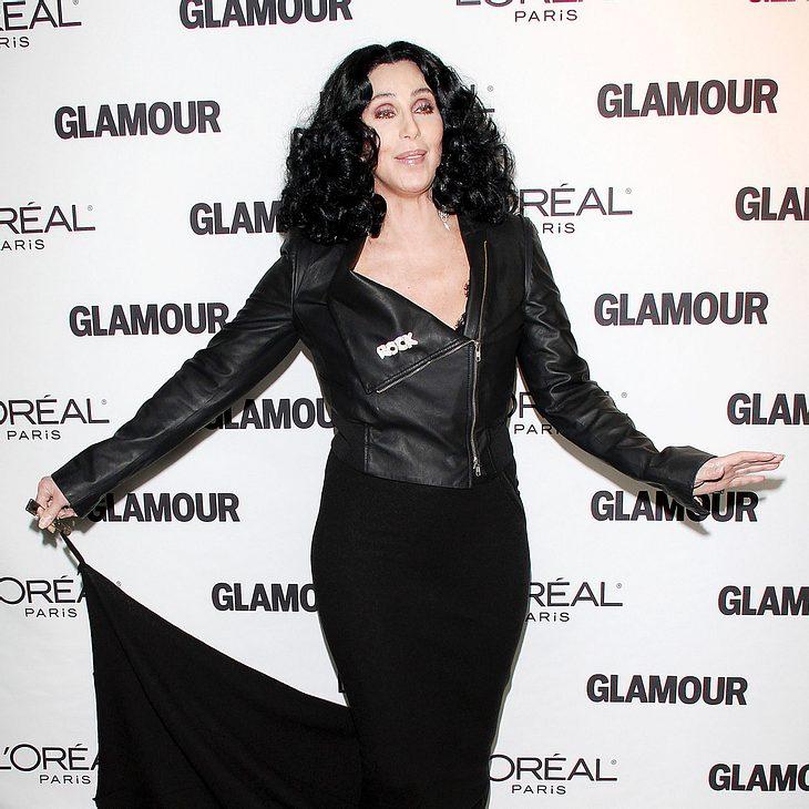 Cher muss Comeback-Tour verschieben