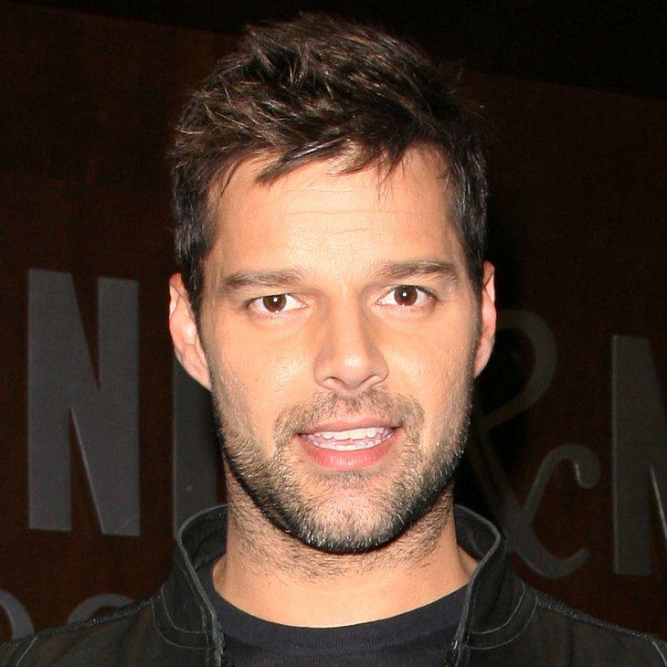 Ricky Martin leugnet Tour-Probleme
