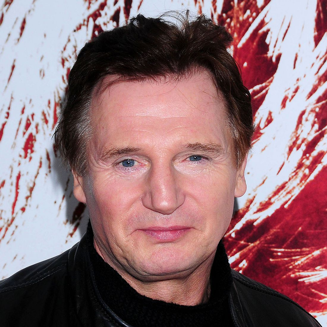 "Liam Neeson: ""Gehirn-Erfrierung"" am ""The Grey""-Set"