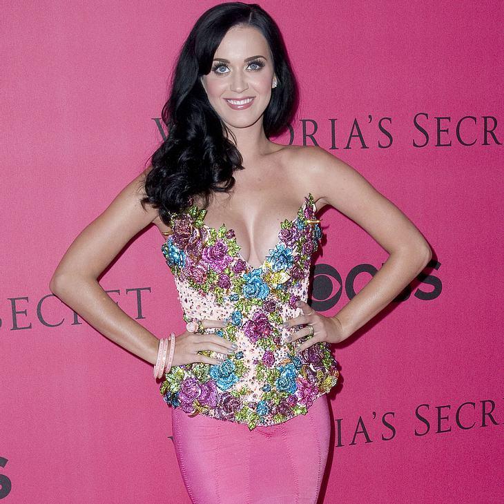 Katy Perry macht bei Schwulenparade mit