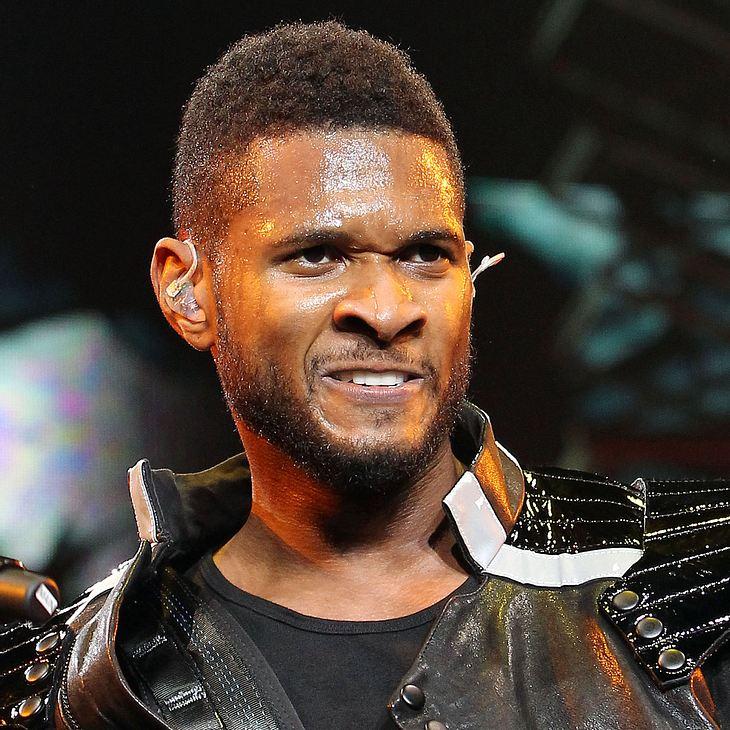 Usher: Mit Whirlpool auf Tour