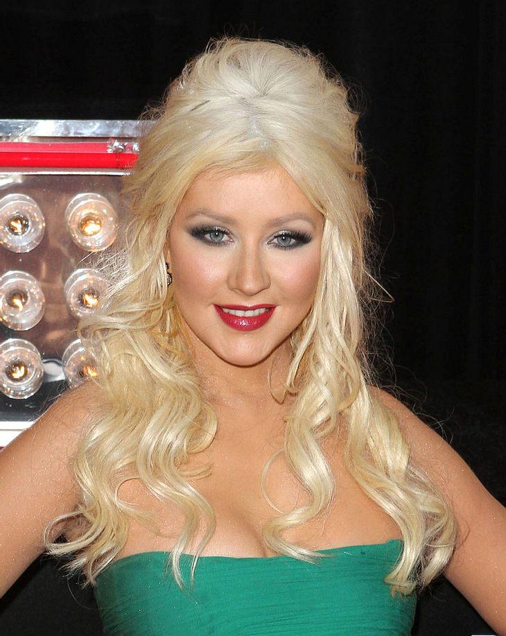 Christina Aguilera: Sie halten schon Händchen