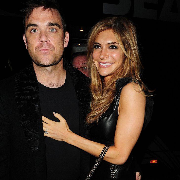 Robbie Williams: Nächstes Jahr Vater?