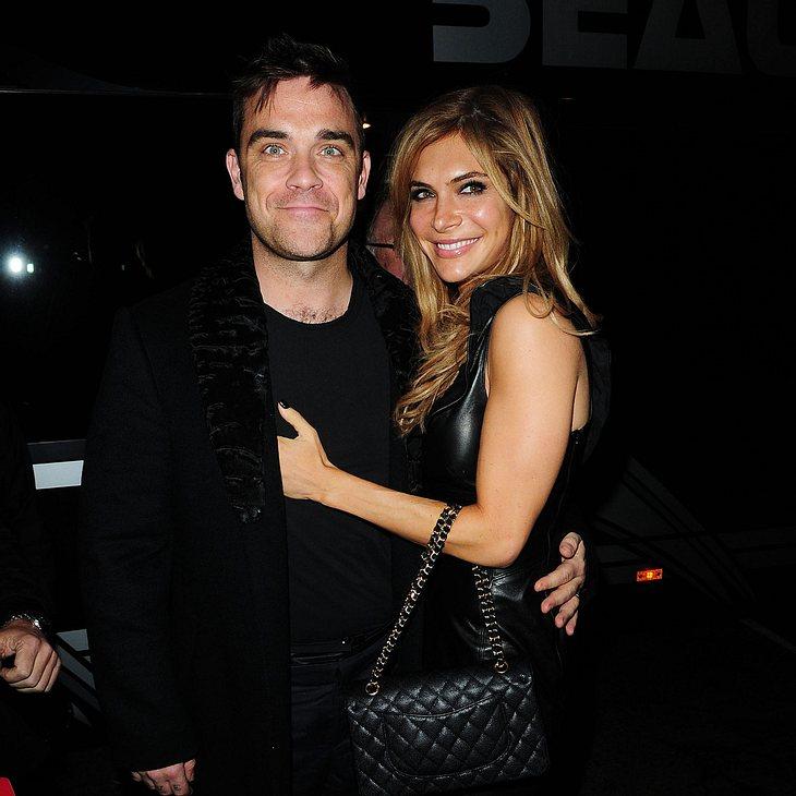 Robbie Williams: Es wird ein Mädchen!