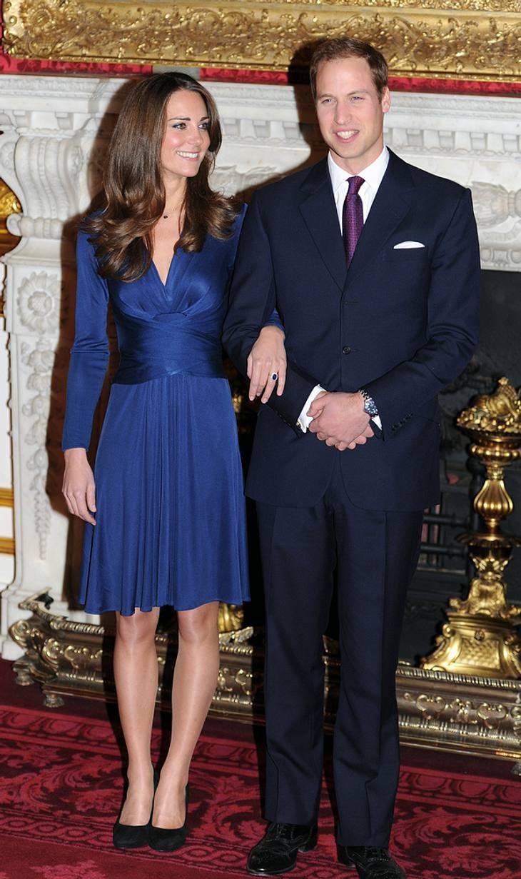 Prinz William als Held gefeiert
