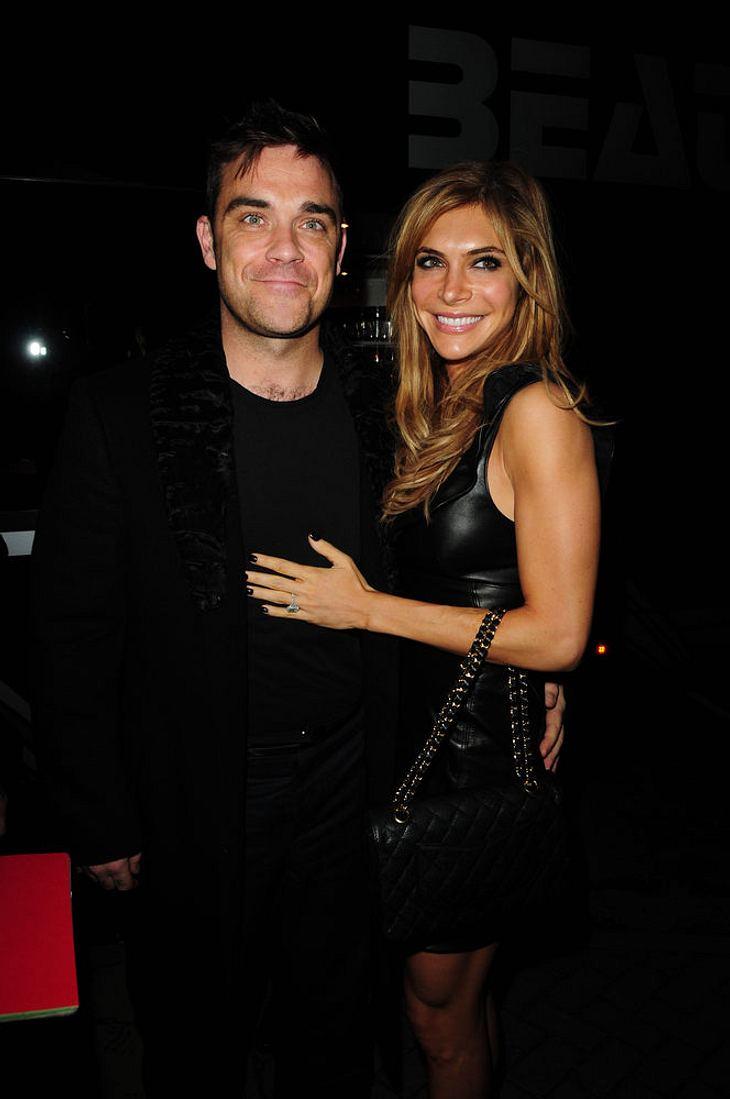 Robbie Williams: Schlüpfrige Pantomime-Show