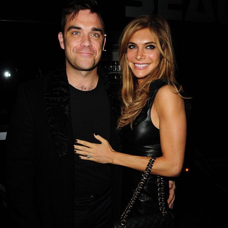 Robbie Williams' Tochter soll Britin werden