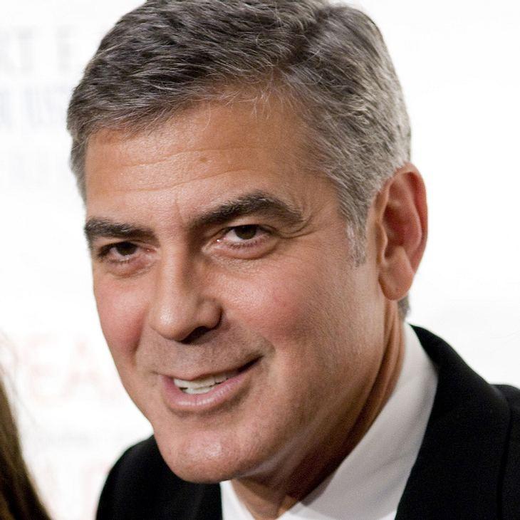 George Clooney: Keine neue Freundin