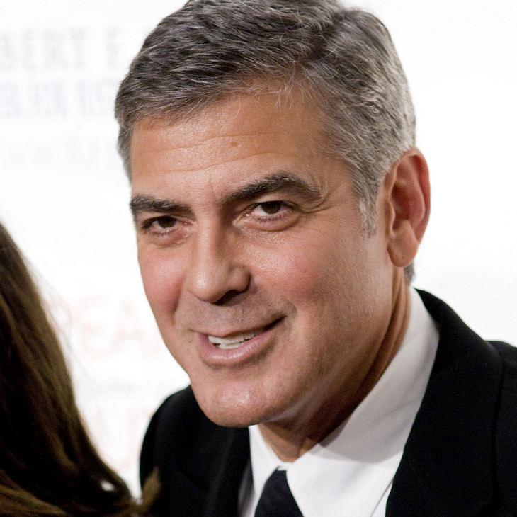 George Clooney: Neue Freundin?