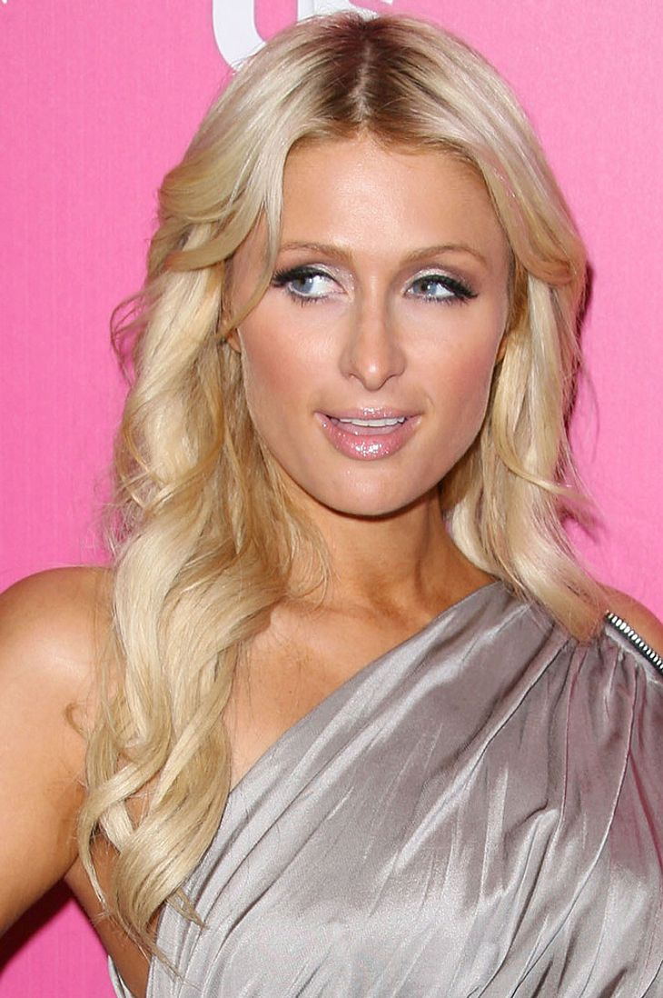 Paris Hilton putzt Hollywood