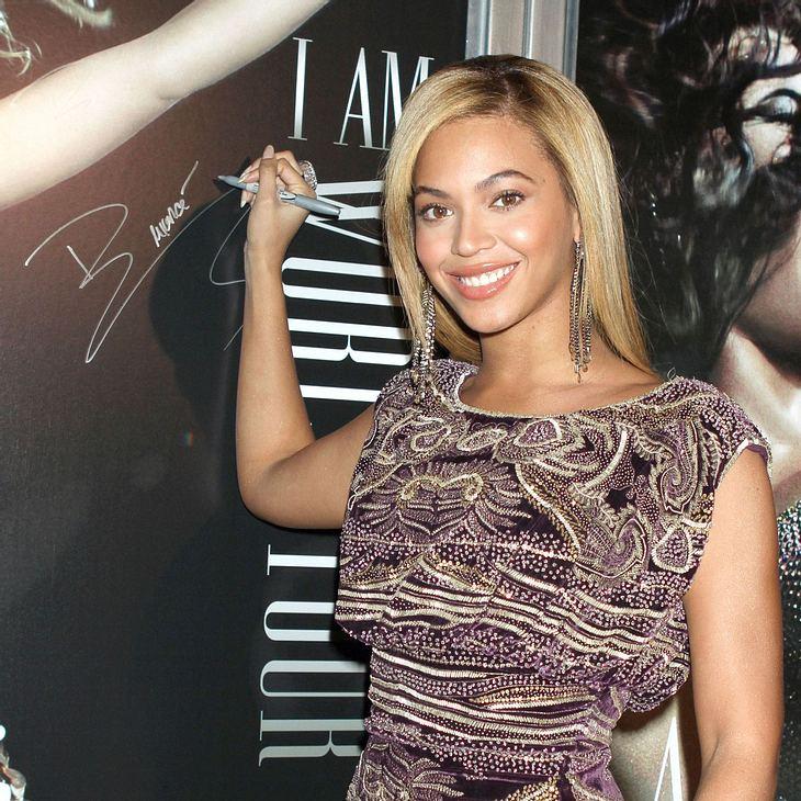Beyonce Knowles engagiert Newcomer für ihr Album