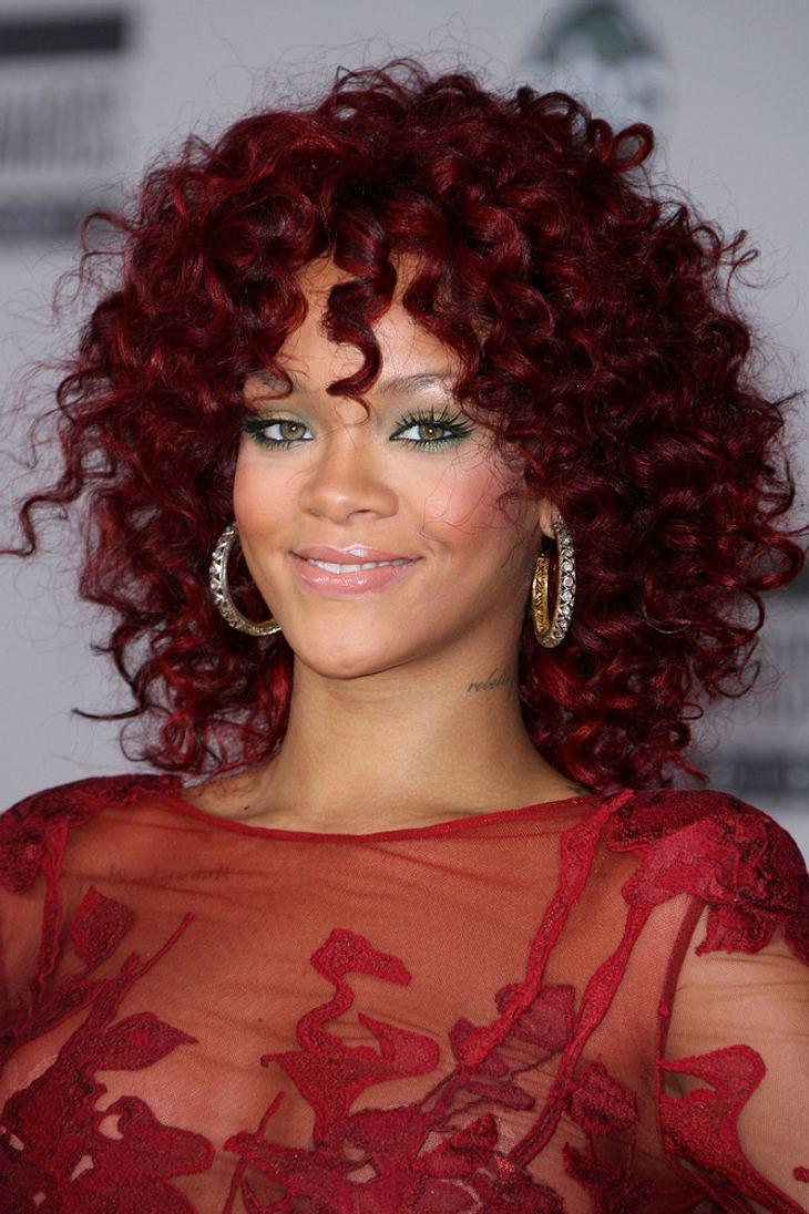 Rihanna findet Duett-Idee von Susan Boyle super