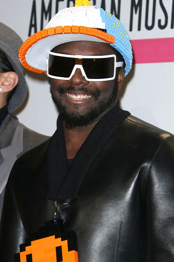 Will.i.am plant Tour mit Twitter