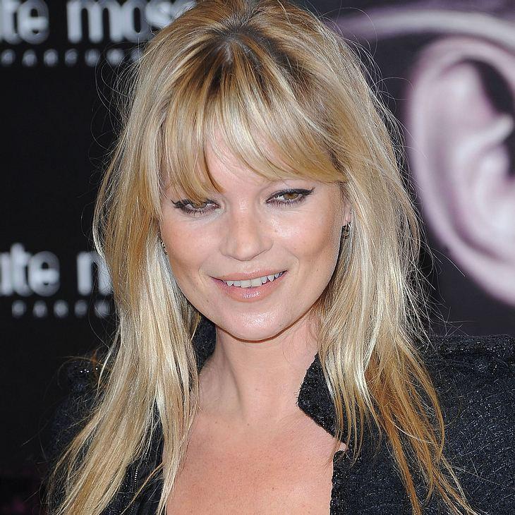 Kate Moss: Leichte Beute für Bryan Ferry