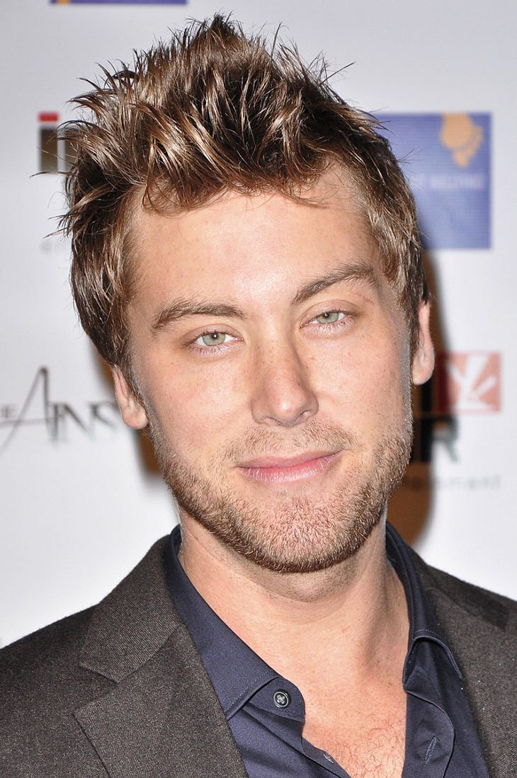 Lance Bass: Timberlake for Oscar!