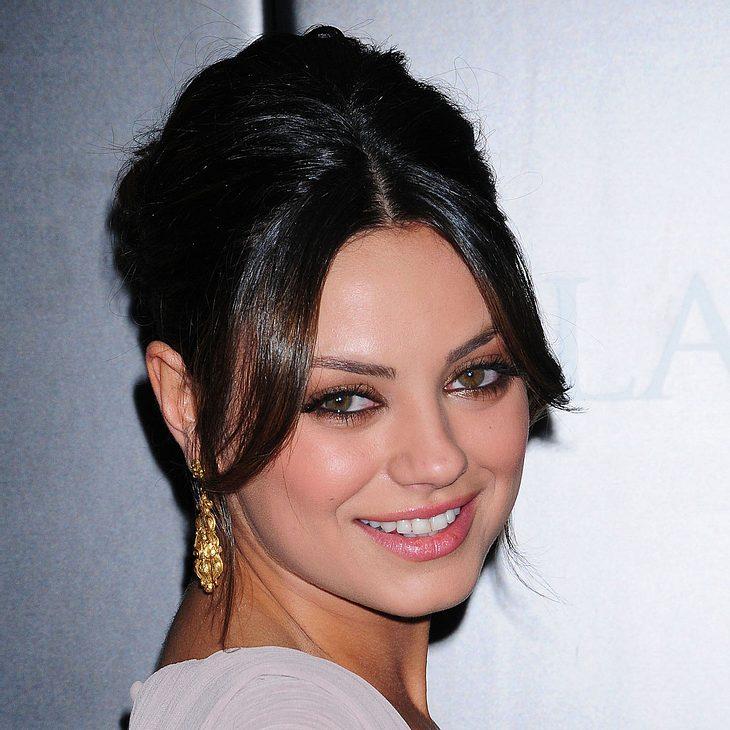 Mila Kunis ist wieder Single