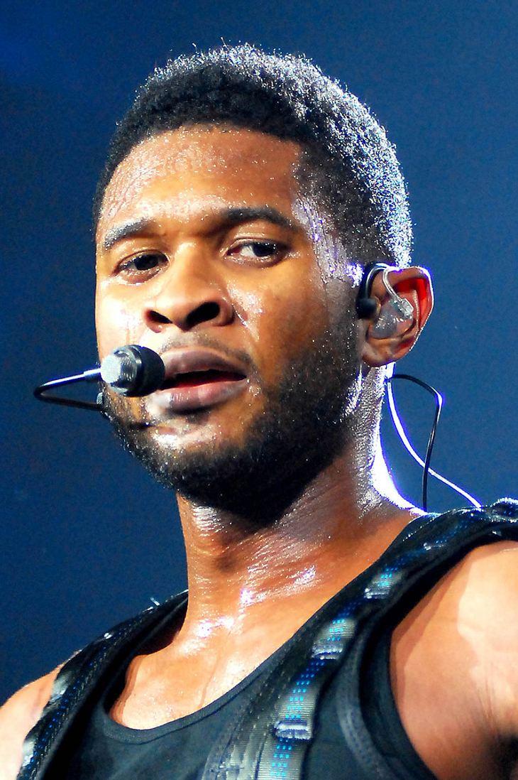 Usher, Lady Gaga und Justin Bieber twittern wieder