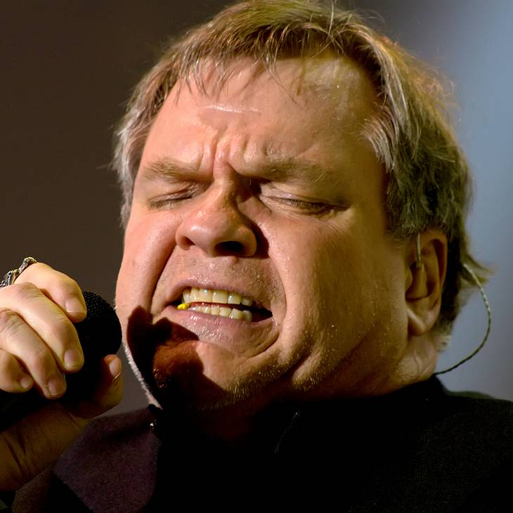Meat Loaf wird Opa