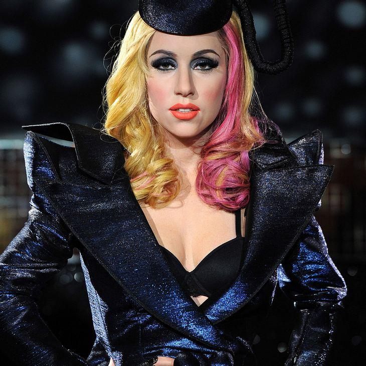 Lady Gaga steht jetzt 8x bei Madame Tussauds