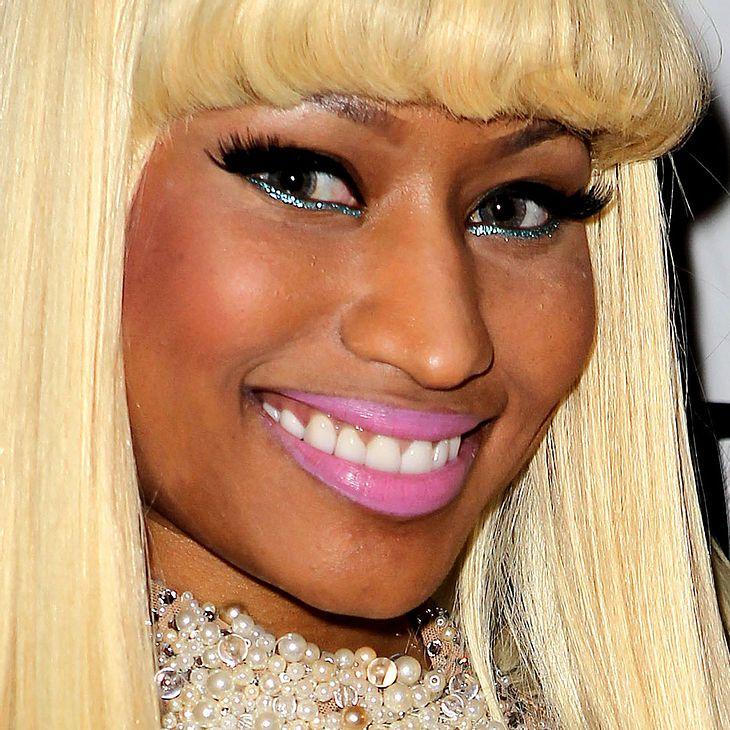 """Nicki Minaj: """"Ich bin nicht mit Rihanna zusammen."""""""