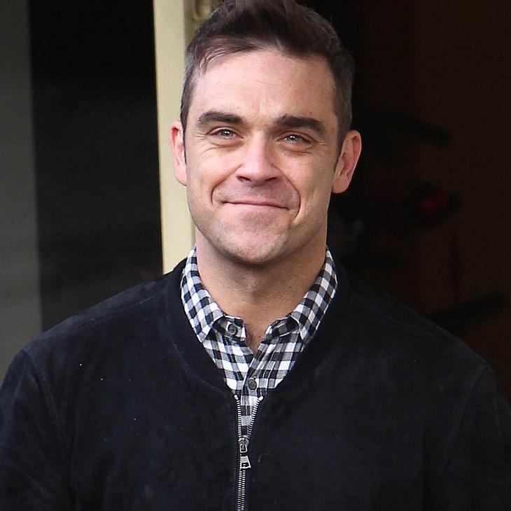 """Robbie Williams ist gerade auf großer """"Take That""""-Tour"""