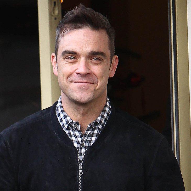 Robbie Williams sagt Take That-Show ab!