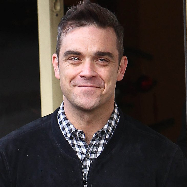 Robbie Williams plant Solo-Tour