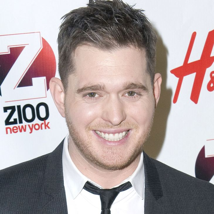 Michael Buble hat geheiratet