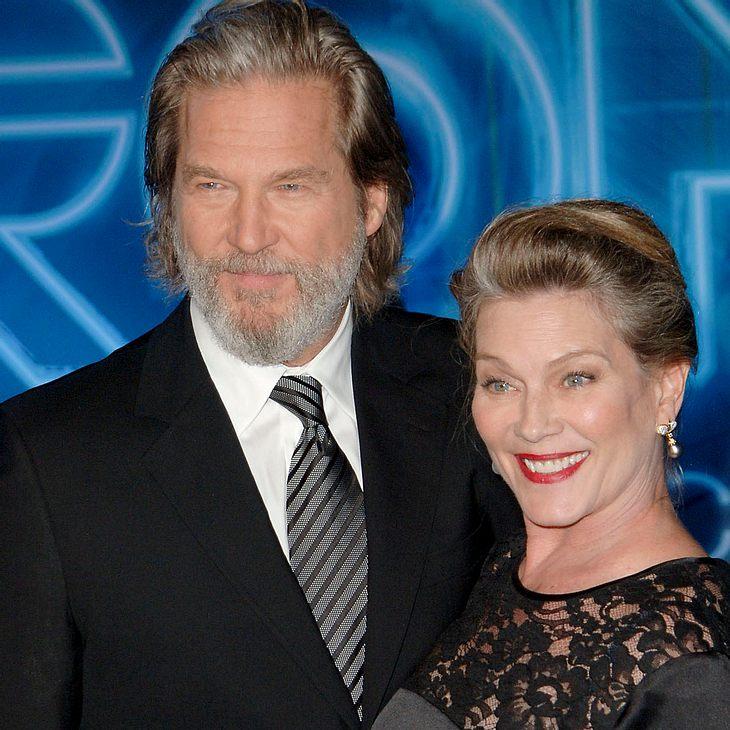 Jeff Bridges Frau besucht ihn nicht beim Dreh