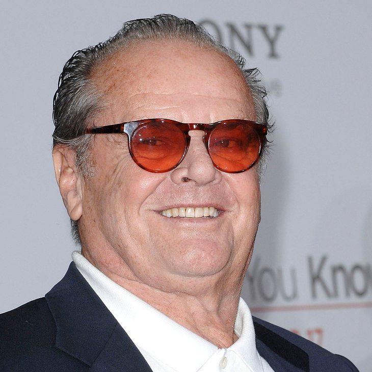 Jack Nicholsons Jähzorn vereitelte Koch-Karriere