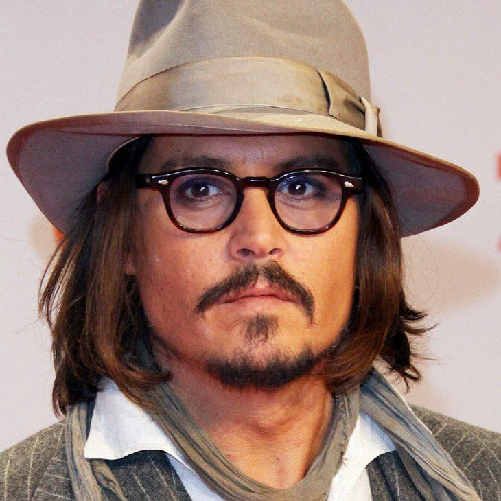 Johnny Depp & Keith Richards: Intensive Dreharbeiten