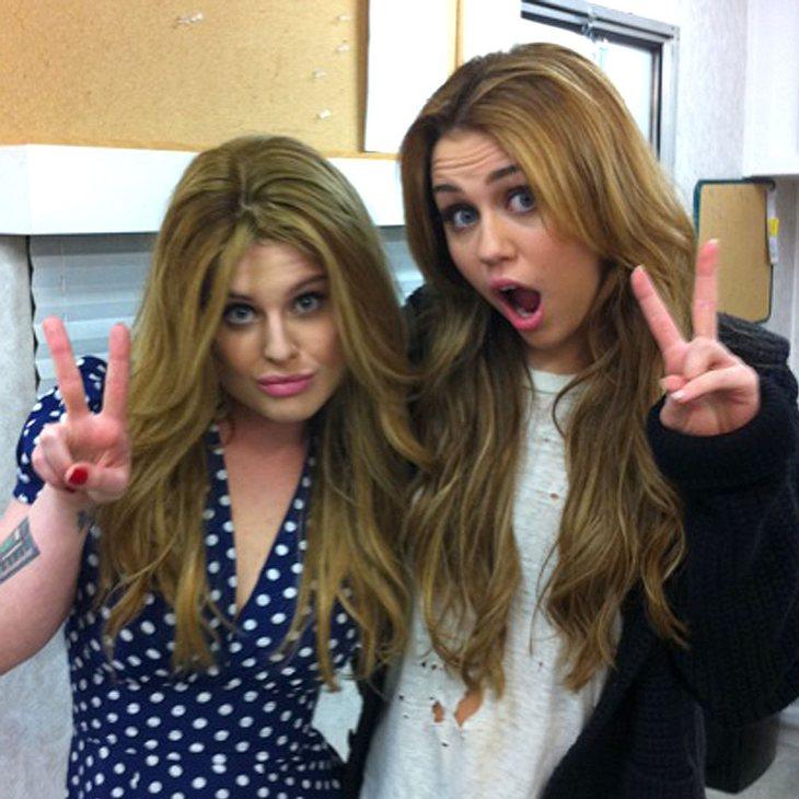 Kelly Osbourne plant verrückte Party für Miley Cyrus