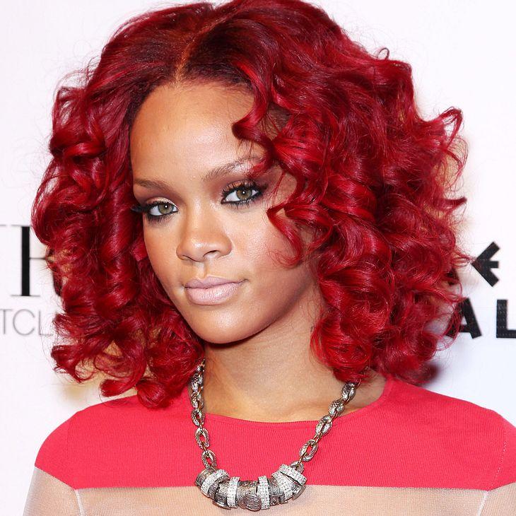 Rihanna: Entsetzt über ersten Nacktfoto-Skandal