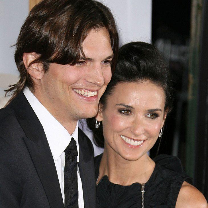 Demi Moore: Scheidung von Ashton Kutcher